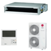 Kép 1/2 - LG UM36F/UUD1 Standard Légcsatornázható Split Klíma Csomag - 10 kW