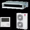 Kép 1/2 - LG UM36F/UUD3 Standard (3 fázis) Légcsatornázható Split Klíma Csomag - 10 kW