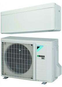 Daikin Stylish FTXA50AW/RXA50B oldalfali split klíma - 5 kW