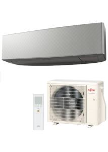 Fujitsu Design KE ASYG09KETA-B / AOYG09KETA inverteres split klima - 2.5 kW