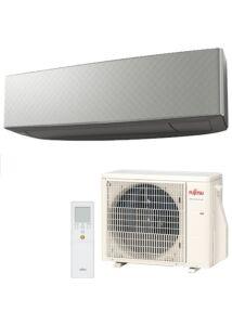 Fujitsu Design KE ASYG12KETA-B / AOYG12KETA inverteres split klima - 3.4 kW