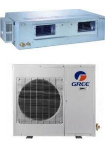 GREE UM3 légcsatornás inverter GUD125PHS/A-T 12 KW klíma szett