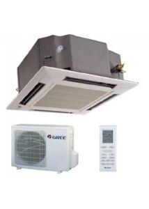 GREE UM3 kazettás inverter GUD50T/A-T 5 KW klíma szett