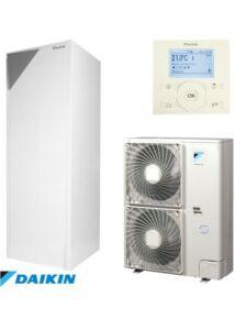 Daikin Altherma ERLQ014CW1 / EHVX16S26CB9W levegő - víz hőszivattyú