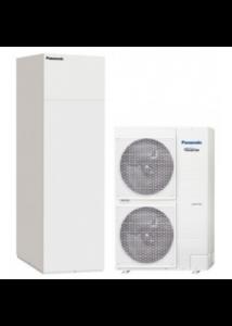 Panasonic Aquarea T-CAP WH-UX09HE5/WH-ADC1216H6E5 1 fázisú split levegő-víz hőszivattyú - 9 kW