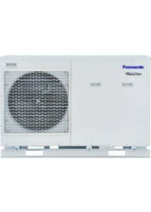Panasonic Aquarea All In One High Performance KIT-WH-MDC09H3E5 monoblokk 1 fázisú levegő-víz hőszivattyú - 9 kW