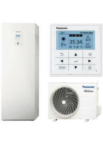 Panasonic WH-UD03HE5-1/WH-ADC0309H3E5 1 fázisú split hőszivattyú hőszivattyú - 3.2 kW