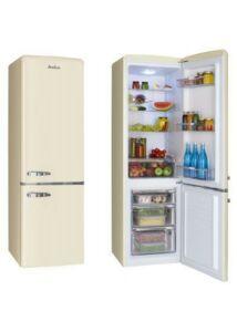 Amica FK 2965.3 GAA Retro / KGCR 387100 B Hűtőszekrény, hűtőgép