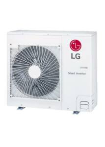 LG MU4R25 multi kültéri egység 4 beltérihez - 7 kW