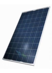 EURENER PEPV260 napelem, polykristályos, 6diódás, 260Wp, ezüst, 1640x992x40mm NP