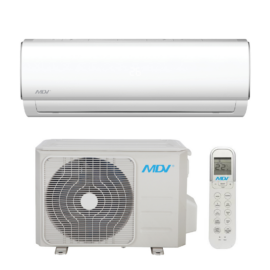 MDV RAG-071B-SP oldalfali split klíma - 7.1 kW