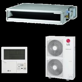 LG UM42F/UUD3 Standard (3 fázis) Légcsatornázható Split Klíma Csomag - 12.5 kW