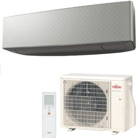 Fujitsu Design KE ASYG12KETA-B / AOYG12KETA Gray inverteres split klima - 3.4 kW