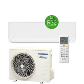 Panasonic KIT-TZ71-WKE Compact Inverteres split klíma - 7,1 kW