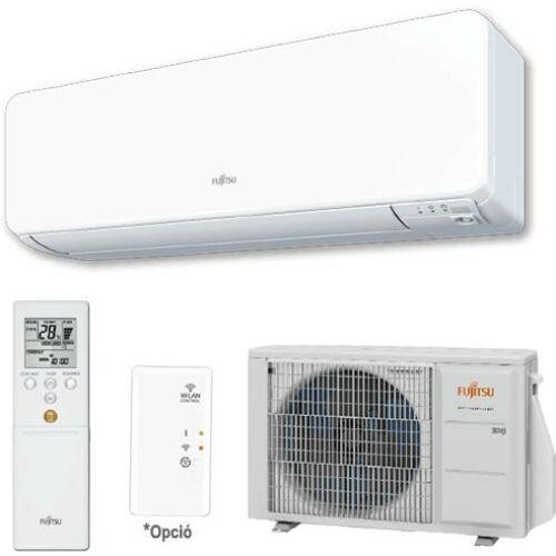 Fujitsu ASYG 09 KGTB / AOYG 09 KGCA Inverteres Split klíma - 2.5 kW