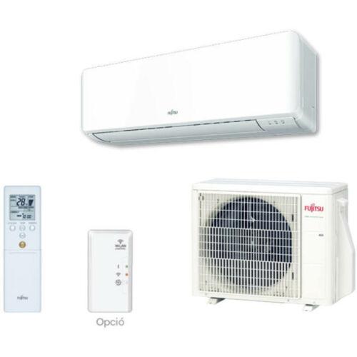 Fujitsu Standard ASYG07KMCC/AOYG07KMCC Inverteres Split klíma csomag - 2 kW