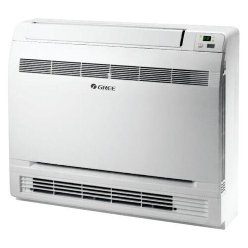 Gree GEH09AA-K6DNA1E/I konzol parapet klíma - 2.7 kW