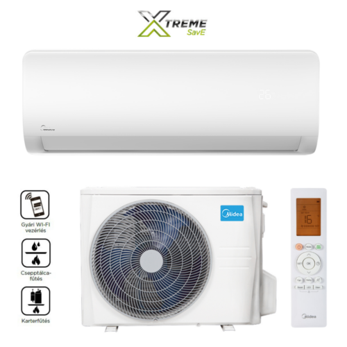 Midea Xtreme Save Pro MGP2X-12-SP - 3,5 kW