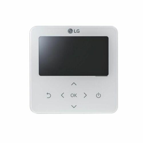 Fali vezetékes távirányító (fehér) Érintőkijelző - PREMTB100
