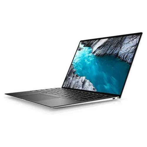 Dell XPS 13 Silver ultrabook UHD+ Touch W10Pro Ci7-1185G7 32GB 1TB IrisXE