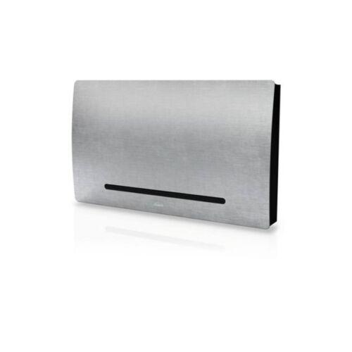 Galletti ART-U 20 YIL0000000A parapetetes burkolatos dizájn fan-coil folytonos felső ráccsal - szürke