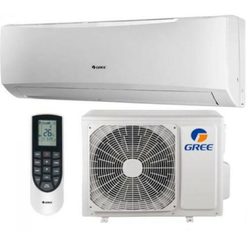 Gree Lomo Plus GWH09QB-K6DND6I oldalfali split klima - 2.6 kW