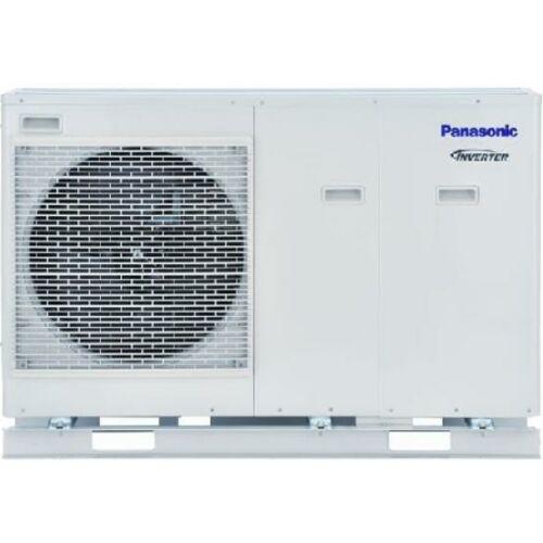 Panasonic Aquarea T-CAP WH-MXC09H3E5 1 fázisú monoblokk levegő-víz hőszivattyú - 9 kW