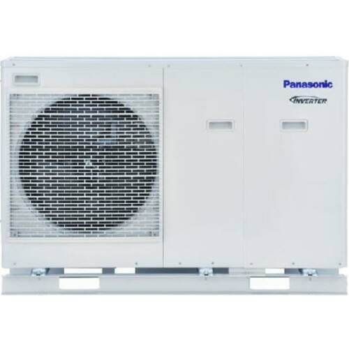 Panasonic Aquarea All In One High Performance KIT-WH-MDC16H6E5 monoblokk 1 fázisú levegő-víz hőszivattyú - 16 kW