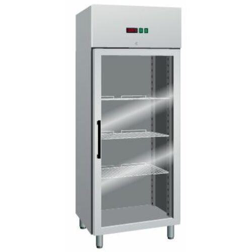 Amitek ipari álló hűtőszekrény AK650TNG