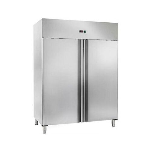 Amitek 1400-AS ipari rozsdamentes hűtő