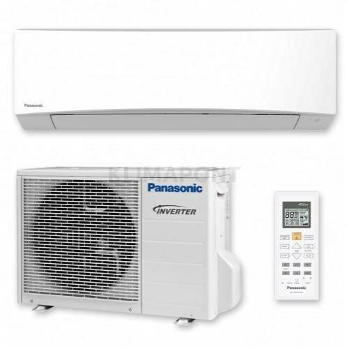 Panasonic Etherea KIT-Z25-VKE Inverteres split klíma - 2,5 kW fehér