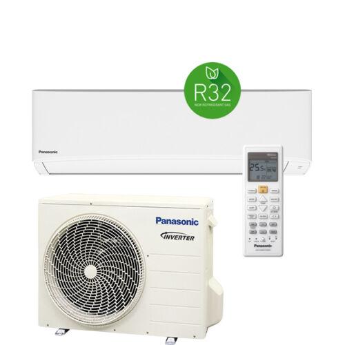Panasonic SUPER COMPACT KIT-TZ20-WKE oldalfali inverteres klíma - 2 kW
