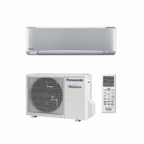 Panasonic XZ ETHEREA KIT-XZ35-VKE Ezüst 2020 oldalfali inverteres klíma - 4 kW