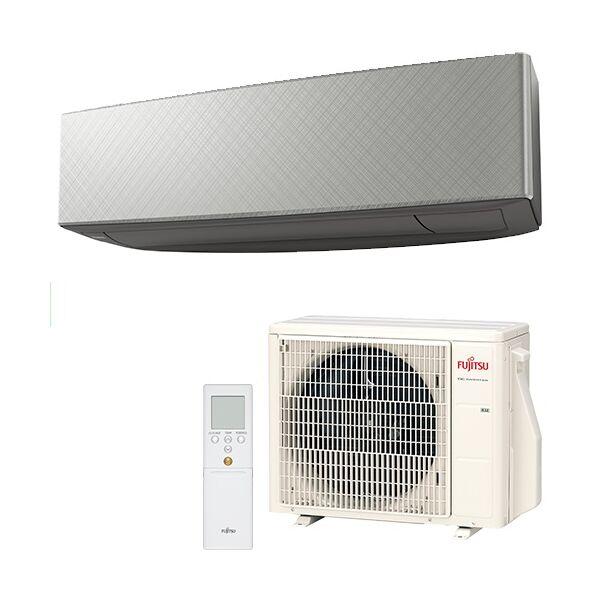 Fujitsu Design KE ASYG14KETA-B / AOYG14KETA inverteres split klima - 4.2 kW