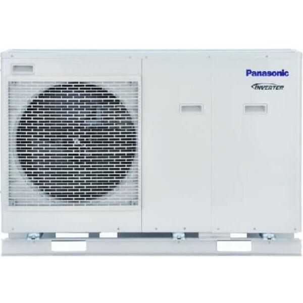 Panasonic Aquarea All In One T-Cap KIT-WH-MXC12H6E5 monoblokk 1 fázisú levegő-víz hőszivattyú - 12 kW
