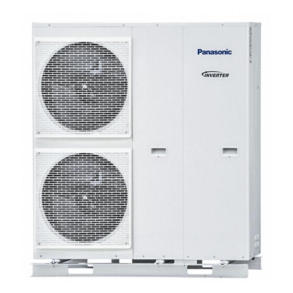 Panasonic Aquarea T-CAP WH-MXC12H6E5 1 fázisú monoblokk levegő-víz hőszivattyú - 12 kW