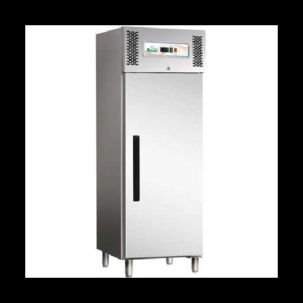 Amitek 537 literes rozsdamentes fagyasztószekrény ECV600BT