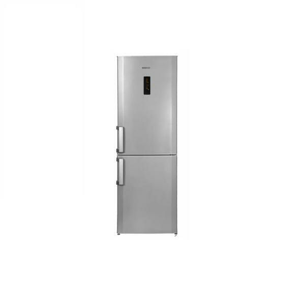 Beko CN 228220 X alulfagyasztós Hűtőszekrény