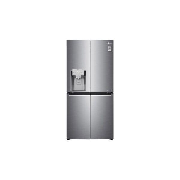 LG GML844PZKZ Side by Side hűtőszekrény