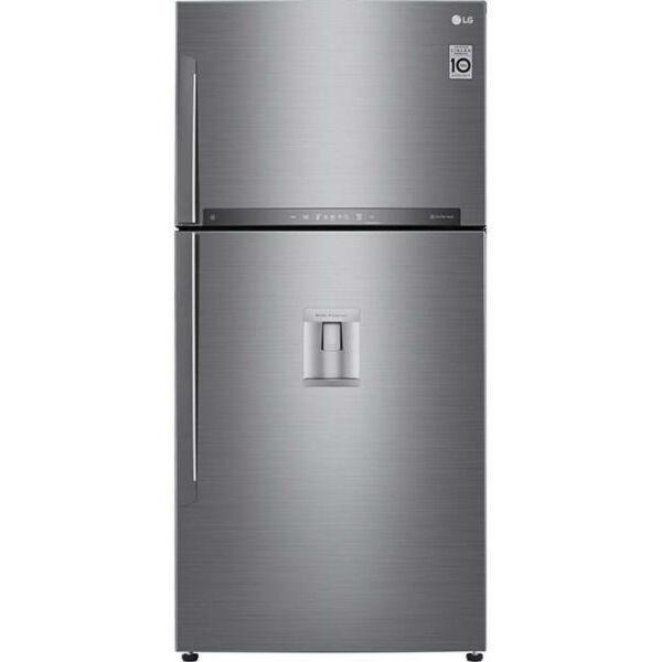 LG GTF916PZPZD felülfagyasztós hűtőszekrény