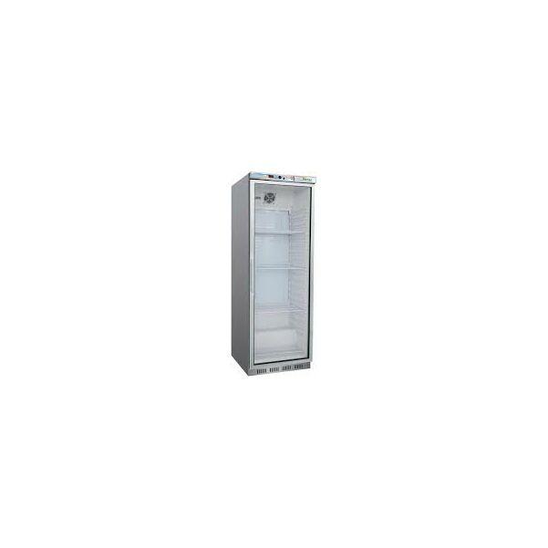 Forcar 400 literes üveg ajtós ipari hűtő ER400G