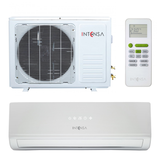 Intensa TAC-09 inverteres split klíma - 2.5 kW