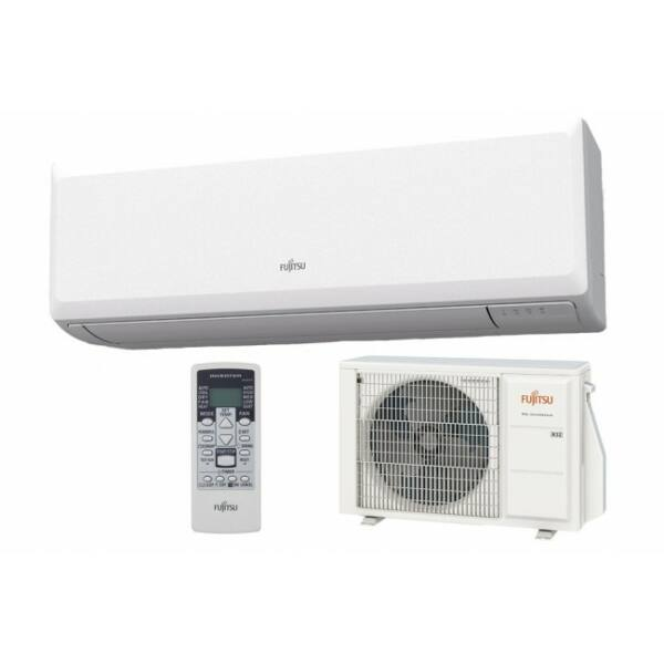 Fujitsu ASYG09KPCA / AOYG09KPCA Inverteres Split klíma - 2.5 kW
