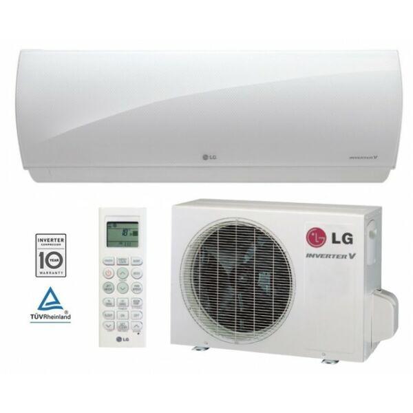 LG Athena H09AP inverteres klíma - 2.5 kw