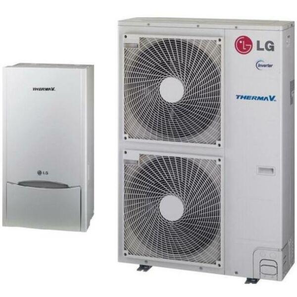 LG Therma-V HUN1639 levegő-víz hőszivattyú