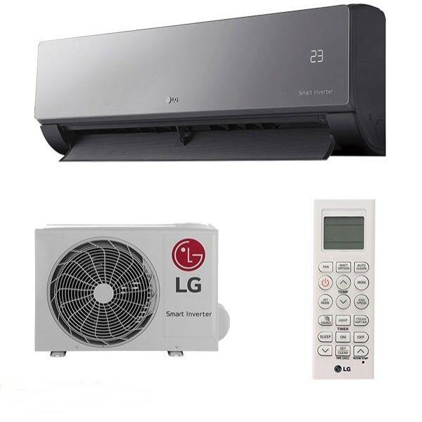 LG AC09BQ Artcool Wifi Smart Inverteres Split klíma - 2.5 kW