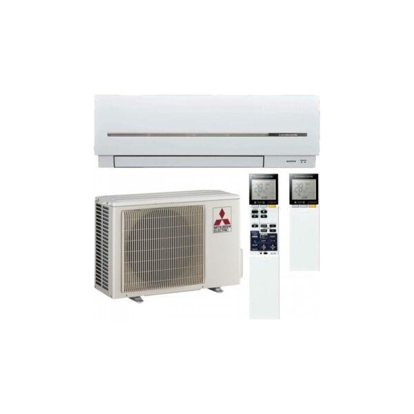 Mitsubishi MSZ/MUZ-AP25VG oldalfali inverteres split klíma - 2.5 kW