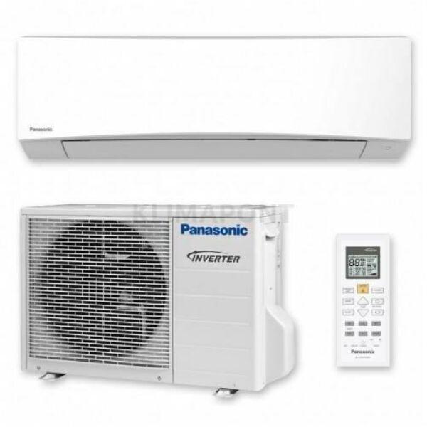 Panasonic ETHEREA KIT-Z42-VKE oldalfali inverteres klíma - 4 kW fehér