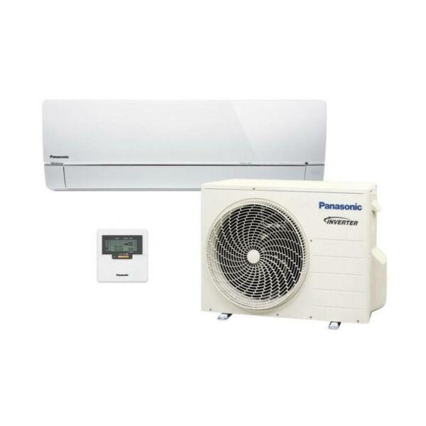 Panasonic KIT-Z50-TKEA oldalfali inverteres szerver klíma - 5 kW