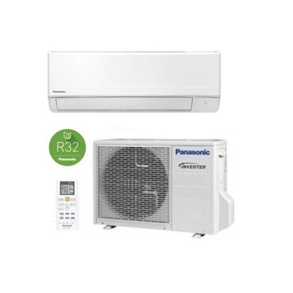 Panasonic KIT-FZ35-WKE Standard oldalfali inverteres klíma - 3.5 kW